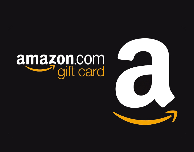 Amazon Gift Card, The Infamous Gamer, theinfamousgamer.com