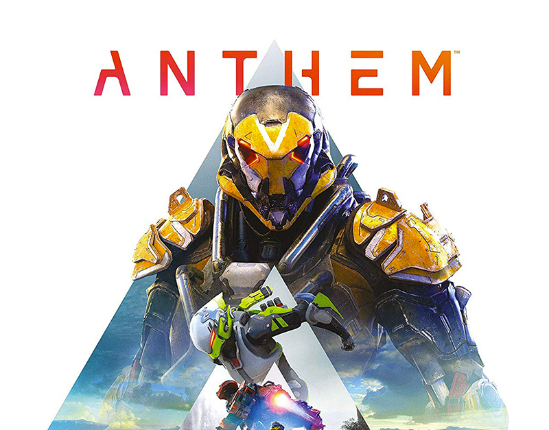 Anthem (Xbox One), The Infamous Gamer, theinfamousgamer.com