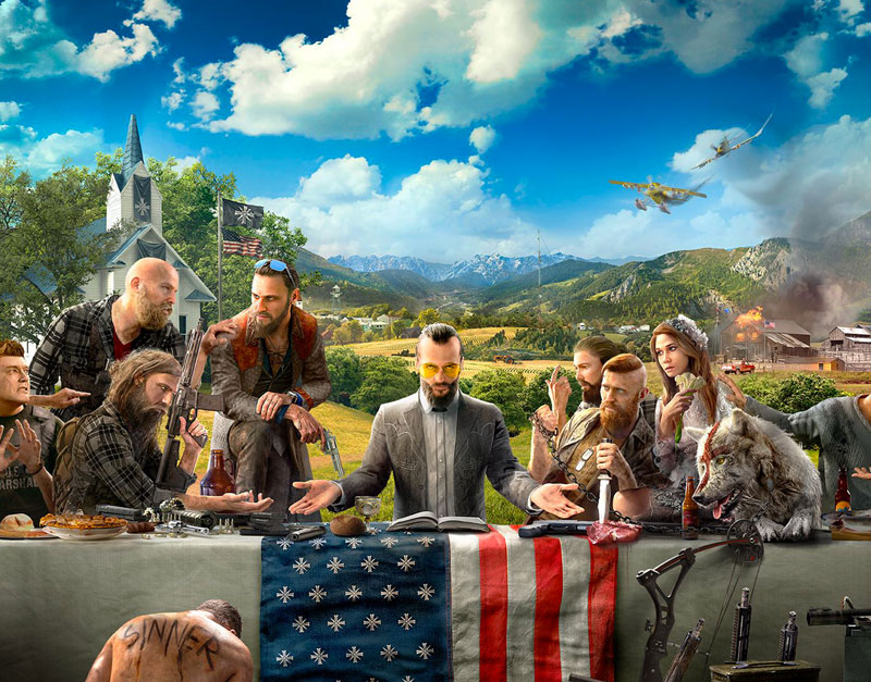 Far Cry 5 - Gold Edition (Xbox One), The Infamous Gamer, theinfamousgamer.com
