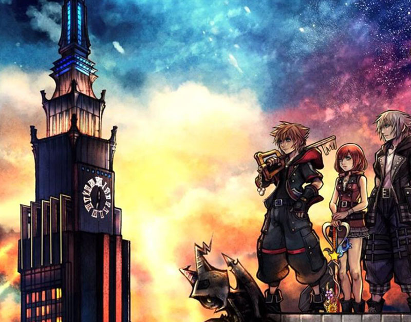 Kingdom Hearts 3 (Xbox One), The Infamous Gamer, theinfamousgamer.com
