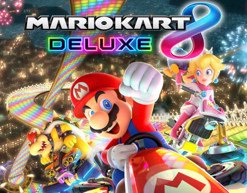 Mario Kart 8 Deluxe (Nintendo), The Infamous Gamer, theinfamousgamer.com