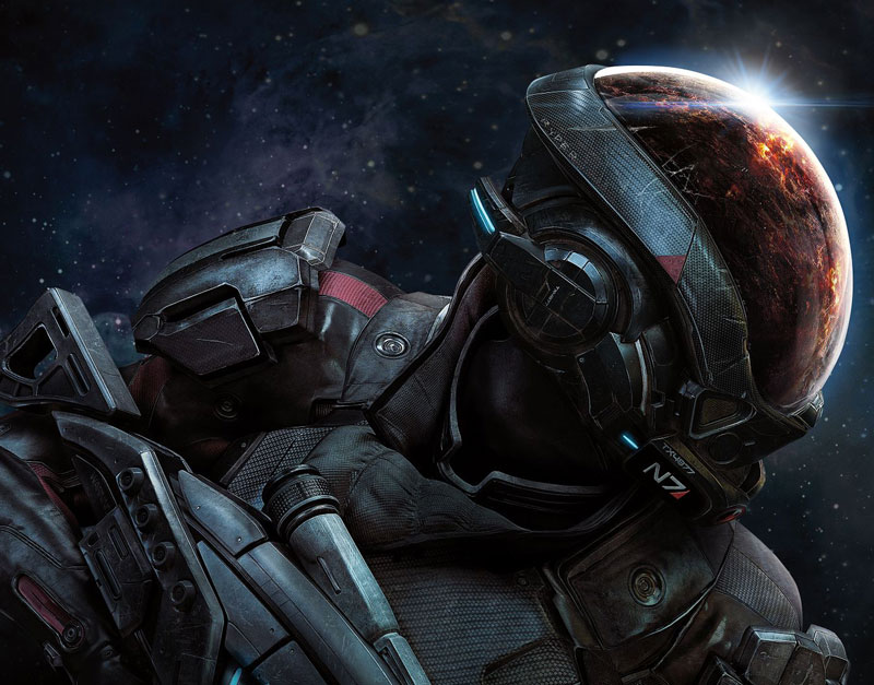 Mass Effect Andromeda - Standard Recruit Edition (Xbox One), The Infamous Gamer, theinfamousgamer.com