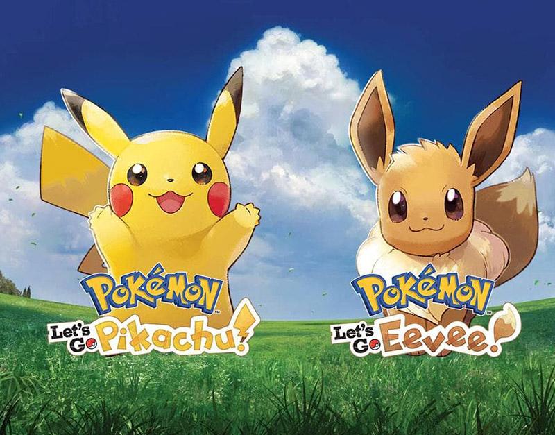 Pokemon Let's Go Eevee! (Nintendo), The Infamous Gamer, theinfamousgamer.com
