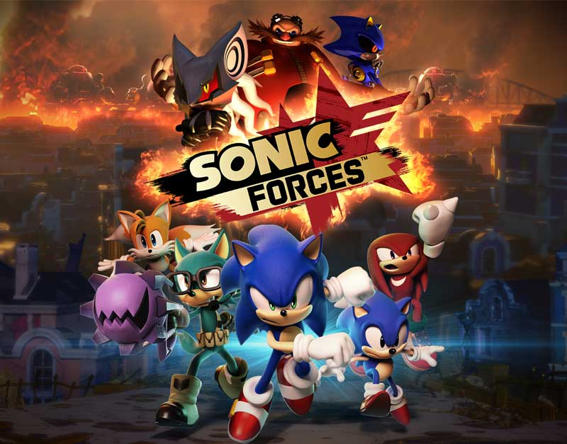 SONIC FORCES™ Digital Standard Edition (Xbox Game EU), The Infamous Gamer, theinfamousgamer.com