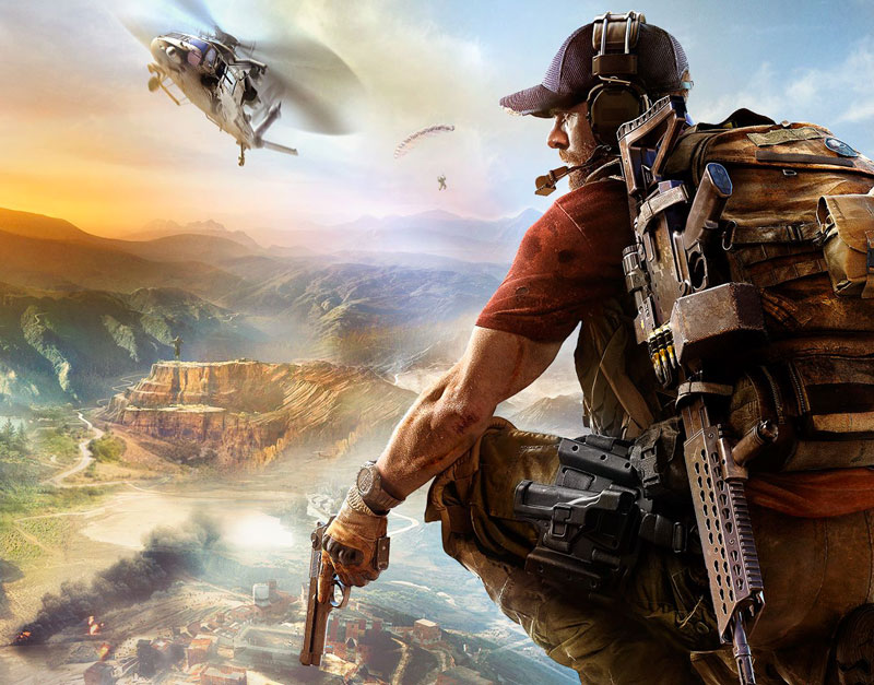Tom Clancy's Ghost Recon Wildlands - Deluxe Edition (Xbox One), The Infamous Gamer, theinfamousgamer.com