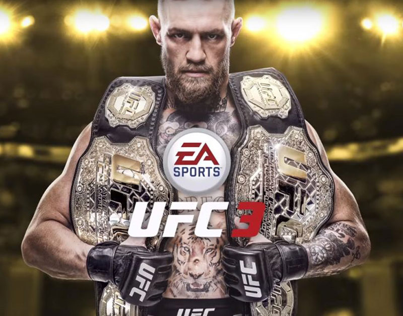 UFC 3 - Deluxe Edition (Xbox One), The Infamous Gamer, theinfamousgamer.com