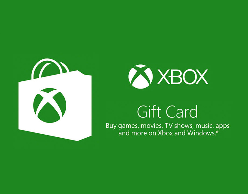 Xbox Live Gift Card, The Infamous Gamer, theinfamousgamer.com